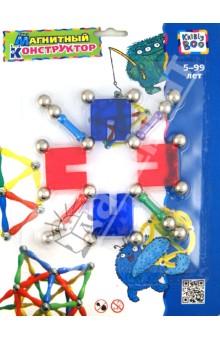 Магнитный конструктор Фигуры 6, 28 элементов (1114)Конструкторы магнитные<br>Конструктор магнитный.<br>Способствует развитию пространственного мышления, воображения, мелкой моторики.<br>Комплектность: 28 элементов.<br>Изготовлено из пластмассы и металла (магниты).<br>Для детей от 5-ти лет.<br>Упаковка: блистер.<br>Сделано в Китае.<br>