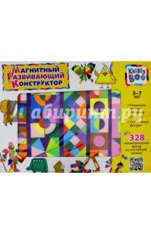 Магнитный развивающий конструктор, 328 деталей (47086)Конструкторы магнитные<br>Развивающий магнитный конструктор.<br>328 геометрических фигур на магнитной основе.<br>Эта игра помогает ребенку развивать внимание, усидчивость, учит сосредотачиваться на интеллектуальных задачах, развивает фантазию.<br>Детали игры можно расположить на любой металлической поверхности: на доске, на двери, на холодильнике.<br>Количество фигур, которые можно собрать из этого конструктора, ограничивается только фантазией.<br>Изготовлено из вспененного полимерного материала с магнитными деталями.<br>Для детей 3-7 лет.<br>Упаковка: картонная коробка.<br>Сделано в Китае.<br>