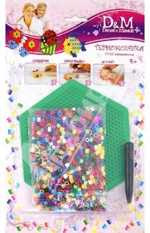 Настольная игра Шестигранник. Термомозаика - 1100 элементов (11018)
