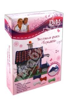 Вышиваем домик Теремок (Н33609)