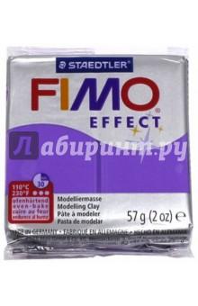FIMO Effect полимерная глина, 56 гр., цвет полупрозрачный лиловый (8020-604)