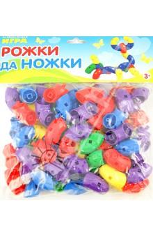 """Развивающая игра-конструктор """"Рожки да ножки"""" (6099)"""