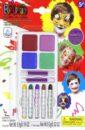 Набор - краски для росписи лица (81063)