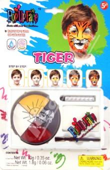 Набор - краски для росписи лица Тигр (81064-5)