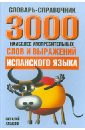 3000 наиболее употребляемых слов и выражений испанского языка: словарь -справочник
