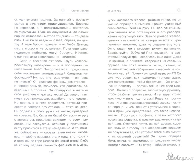 Иллюстрация 1 из 6 для Объект 623 - Сергей Зверев   Лабиринт - книги. Источник: Лабиринт