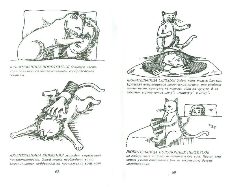 Иллюстрация 1 из 35 для Как жить с кошкой-невротиком - Стивен Бейкер | Лабиринт - книги. Источник: Лабиринт