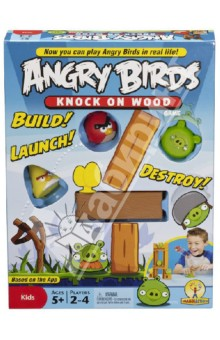 Настольная игра Angry Birds (2793W)