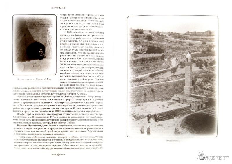 Иллюстрация 1 из 4 для Святая Земля в ее прошлом и настоящем - В. Лебедев | Лабиринт - книги. Источник: Лабиринт