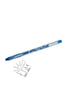 Ручка гелевая стираемая ластиком синяя (UM-101ER-05)