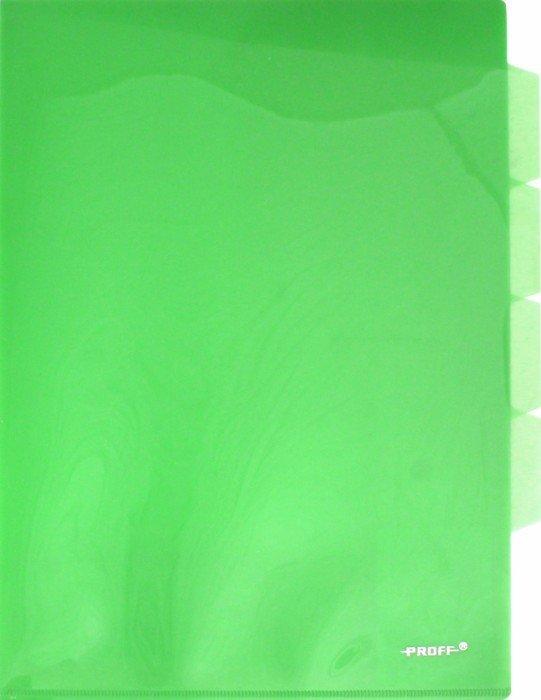 Иллюстрация 1 из 11 для Папка-уголок A4, с 3 отделениями, зеленая (CH410-TF-03) | Лабиринт - канцтовы. Источник: Лабиринт