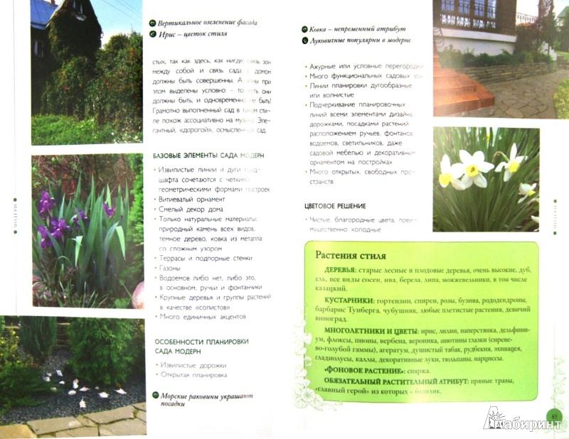 Иллюстрация 1 из 18 для Стиль вашего сада. От замысла до воплощения - Ольга Воронова | Лабиринт - книги. Источник: Лабиринт