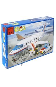 """Конструктор """"Самолет"""", 207 деталей (Р49089)"""
