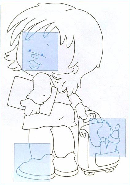 Иллюстрация 1 из 2 для Наклей-ка! (красная) | Лабиринт - книги. Источник: Лабиринт