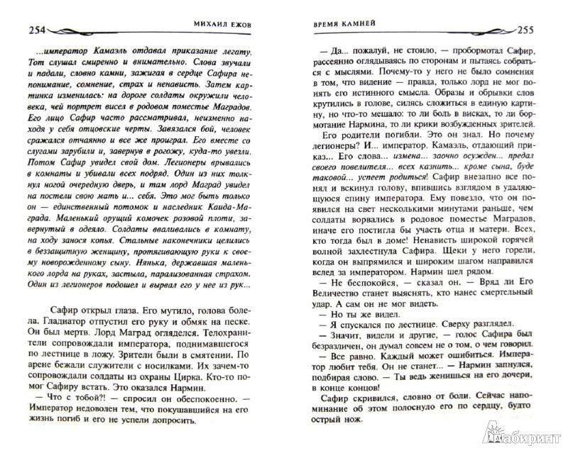 Иллюстрация 1 из 8 для Время камней - Михаил Ежов | Лабиринт - книги. Источник: Лабиринт