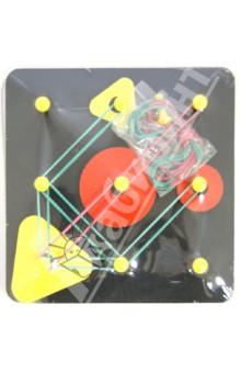 Волшебная дощечка (ОПИ-001)Головоломки<br>Детская развивающая игрушка из дерева Волшебная дощечка.<br>Предназначена для занятий с детьми в детских учреждениях и домашных условиях.<br>Для детей от 3-х лет. Содержит мелкие детали.<br>Изготовлено в России.<br>