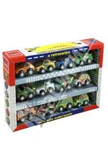 Набор инерционных машинок, 12 штук в коробке (2812-12А)