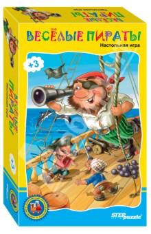 Настольная игра Веселые пираты. Дорожные игры (76112)