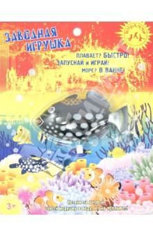 """Заводная игрушка """"Рыба-камень"""" (45058)"""
