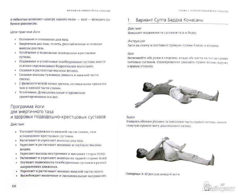 Иллюстрация 1 из 8 для Большая книга йога-терапии. Практика йоги для здоровья тела и ясности ума - Ремо Риттинер | Лабиринт - книги. Источник: Лабиринт