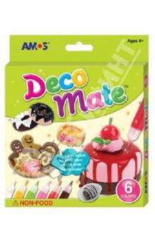 Набор витражных красок Deco Mate (20605)