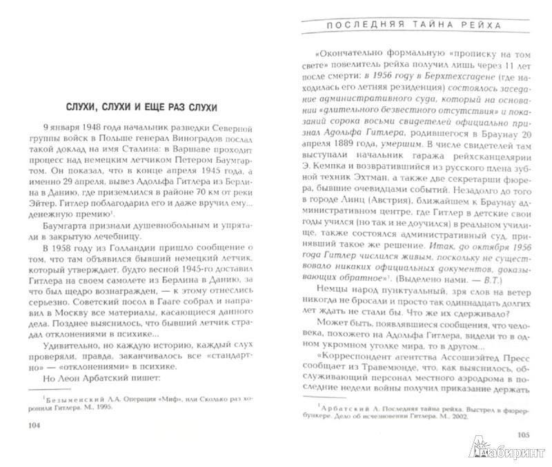 Иллюстрация 1 из 6 для Гитлер в Антарктиде. Последняя тайна Рейха - Вадим Телицын | Лабиринт - книги. Источник: Лабиринт