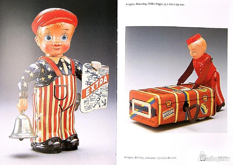Иллюстрация 1 из 2 для Robots - Spaceships and other Tin Toys | Лабиринт - книги. Источник: Лабиринт
