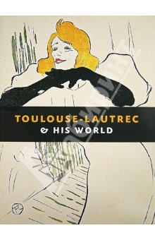 Toulouse-Lautrec &amp; His WorldЗарубежные художники<br>The Belle Еpoque (Beautiful Era), which dates from the late nineteenth century to the start of World War I, was an incredible period of creative and scientific activity. Until his death in 1901 at the age of 36, Henri de Toulouse-Lautrec was one of its leading names along with poets and writers such as Guy de Maupassant and Emile Zola. He exhibited with Vincent Van Gogh and was a friend of Oscar Wilde whom he met during his time in London. Creating literally thousands of artworks during his short life, the images that Toulouse-Lautrec created were evocative of the mood of that time. His drawings and lithographs were often playful or satirical, but captured the essence of his subject. <br>This book brings together over 170 images. In addition, there are documentary images from the period depicting life in fin de siеcle Paris and selected cities around the world. Clothing, architecture and images of street life are featured and where possible photographs of the people Toulouse-Lautrec featured in his works such as Aristide Bruant.<br>На испанском, французском и немецком языках.<br>