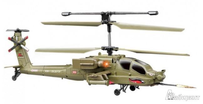 Иллюстрация 1 из 3 для GYRO-329. Радиоуправляемый вертолет (Т55389) | Лабиринт - игрушки. Источник: Лабиринт