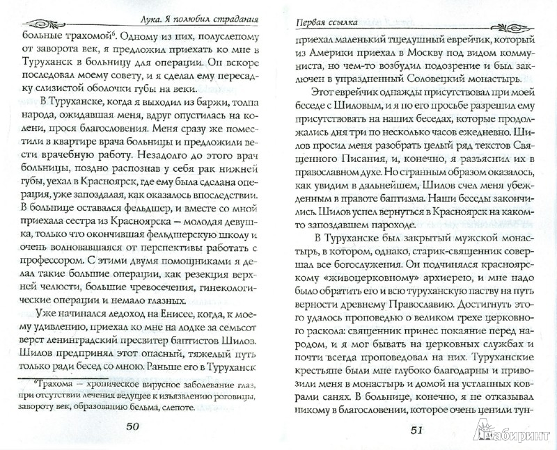 Иллюстрация 1 из 11 для Я полюбил страдание... - Святитель Лука Крымский (Войно-Ясенецкий) | Лабиринт - книги. Источник: Лабиринт