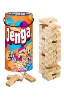 Настольная игра Jenga или Падающая башня (53557Н)