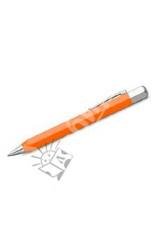 Ручка шариковая ONDORO EDELHARZ, B, оранжевая смола (147502)Ручки шариковые автоматические черные<br>- корпус, изготовленный из редкой смолы оранжевого цвета<br>- упругий клип и оба конца из хромированного шлифованного металла<br>- поворотный механизм<br>- объемный черный стержень, В<br>Производство: Германия<br>