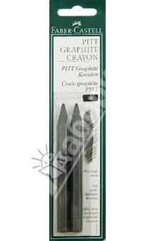 Толстый чернографитный карандаш PITT, 2 штуки (129994)Другие виды черногрифельных карандашей<br>Толстый чернографитный карандаш.<br>В наборе 2 штуки.<br>Твердость 6В.<br>Упаковка: блистер<br>Производство: Германия<br>