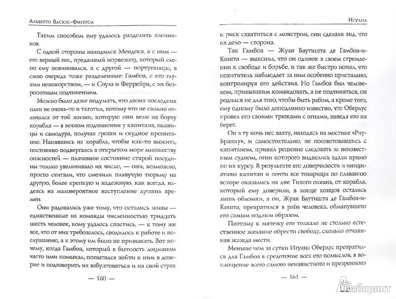 Иллюстрация 1 из 7 для Игуана - Альберто Васкес-Фигероа | Лабиринт - книги. Источник: Лабиринт