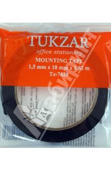 Лента клейкая монтажная двусторонняя на вспененной основе (TZ-7620)
