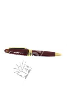 Ручка шариковая в деревянном корпусе, синяя (R 020 В)
