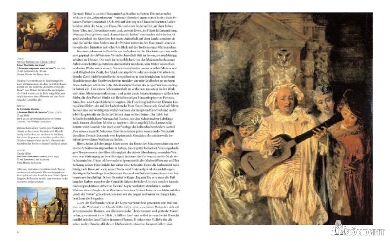 Иллюстрация 1 из 5 для Antoine Watteau. 1984-1721 - Iris Lauterbach | Лабиринт - книги. Источник: Лабиринт