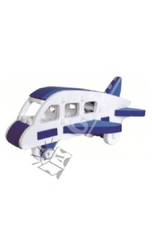Конструктор мягкий. Самолет (T6008)Конструкторы из пластмассы и мягкого пластика<br>Самолет - Ева 3Д Пазл (мягкий конструктор).<br>Не содержит тяжелых металлов, ПВХ, пригоден для переработки.<br>Материал: вспененный полиэтилен с добавлением ЭВА.<br>26 деталей.<br>Производство: Тайвань<br>