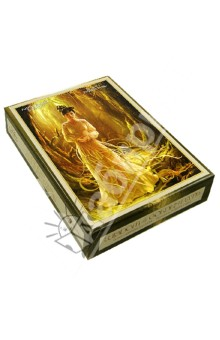 Wisdom of the Golden Pate (книга + карты)Гадания. Карты Таро<br>ORACLE SET FEATURING 45 CARDS &amp;amp; GUIDEBOOK<br>These cards and accompanying guidebook provide clarity and practical guidance for many of life s challenging issues. The messages along with the breathtaking artwork will help you rise above your problems and allow you to see things from a higher perspective. The guidebook clearly explains and illustrates how to receive guidance about the present and future and how to<br>give and receive accurate readings. Wisdom of the Golden Path will set you on a journey of positive transformation that will empower you and help you rediscover your authentic self. Each message is followed by a positive affirmation designed to help you fulfil your highest potential.<br>artwork by Yuehui Tang<br>45 card, 95x140 mm.<br>76 page book of instructions<br>