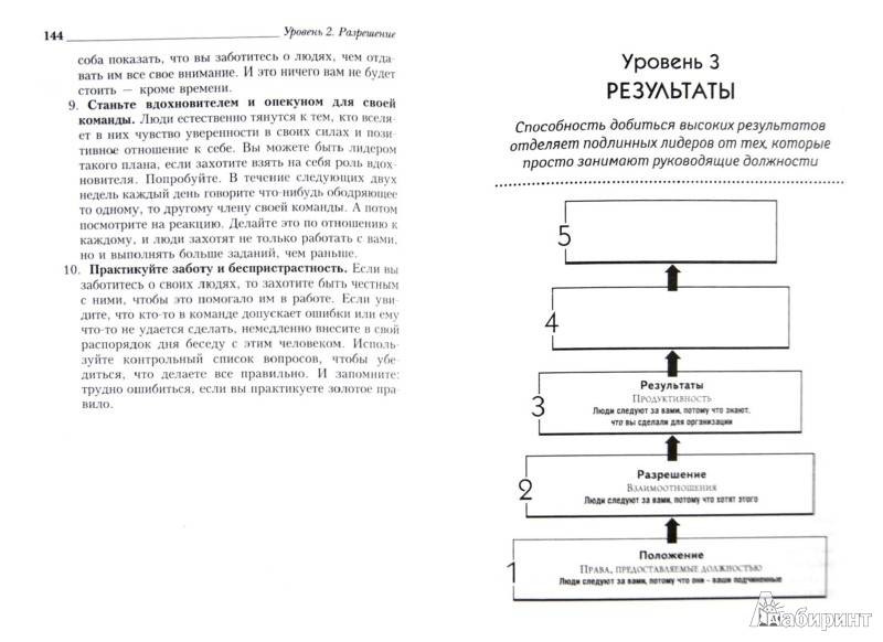 Иллюстрация 1 из 4 для 5 уровней лидерства - Джон Максвелл | Лабиринт - книги. Источник: Лабиринт