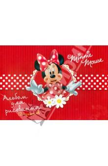"""Альбом 12 листов """"Minnie Mouse"""" (55221-MM/VL)"""