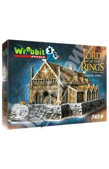 W3D-2003 Пазл 3D Эдорас (742 дет.) от Лабиринт