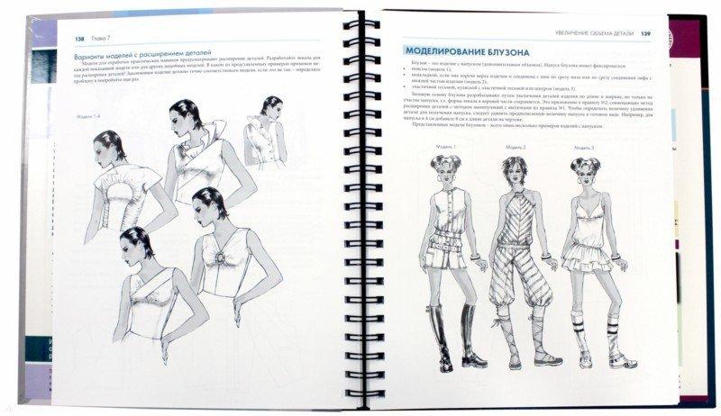 моделирование одежды в картинках
