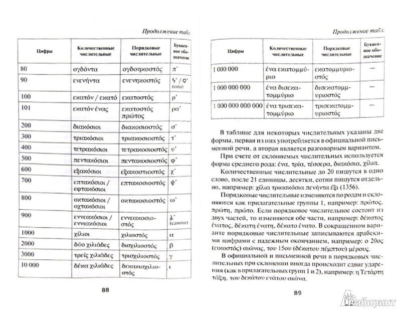 ГРЕЧЕСКАЯ ГРАММАТИКА В ТАБЛИЦАХ И СХЕМАХ PDF СКАЧАТЬ БЕСПЛАТНО