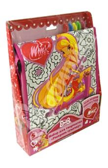 Набор для росписи по ткани Раскрась сумочку (ZC-006/WFD)