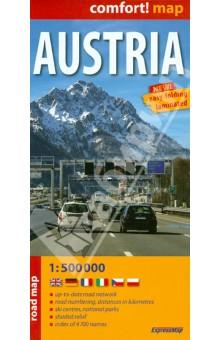 Austria 1:500 000