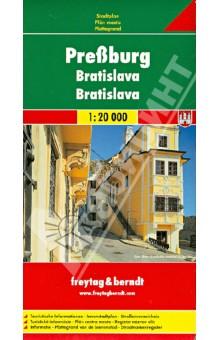 Bratislava. 1:20 000