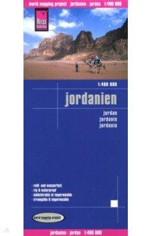 Jordanien 1:400, 000