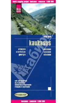 Caucasus 1:650 000