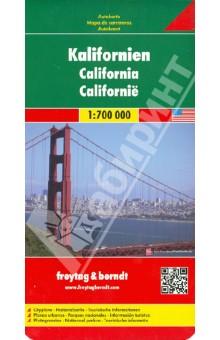 California. 1:700 000